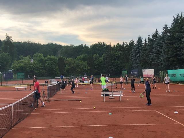 Willkommen Tennis Beginners!