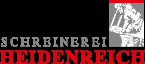 2020-05-10 Logo Schreinerei Heidenreich